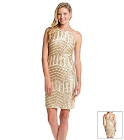 My Michelle Sequin Bodycon Dress