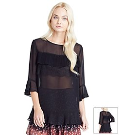 BCBGeneration™Tiered Top