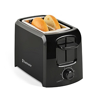 two slice cool touch toaster