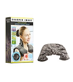 The Sharper Image® Aromatherapy Neck And Shoulder Wrap