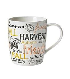 LivingQuarters Harvest Mug