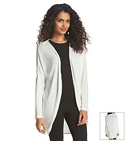 Nine West® Draped Tunic Cardigan