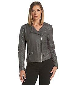 Calvin Klein Asymmetric Moto Jacket