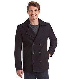 Calvin Klein Men's Wool Peacoat