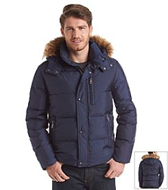 Cole Haan® Men's Hooded Down Jacket
