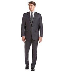Kenneth Cole New York Men's Slim Fit Sharskin Suit Separate