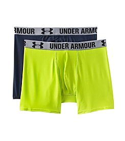 Under Armour® Men's 2-Pack Original Boxerjock