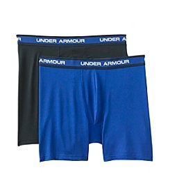 Under Armour® Men's 2-Pack Mesh Perfomance Boxerjock
