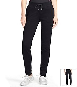 Lauren Active® Interlock Drawstring Pants