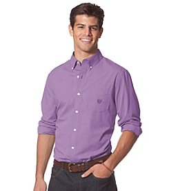 Chaps® Men's Long Sleeve Poplin Shirt