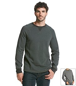 Paradise Collection® Men's Long Sleeve Reversible Crew Neck Tee