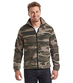 Columbia Men's Steens Mountain™ Print Full Zip Fleece Jacket
