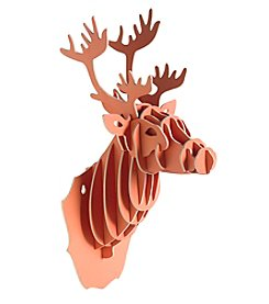 Reward Lodge Men's Deer Head Puzzle