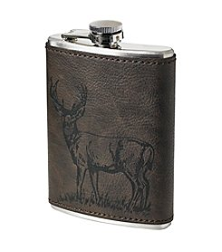 Reward Lodge Men's Deer Flask