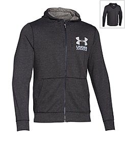 Under Armour® Men's Triblend Full Zip Fleece Hoodie