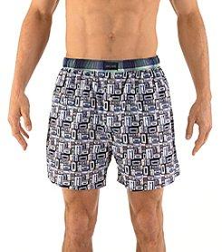 Tommy Hilfiger® Men's Cassette Print Woven Boxer