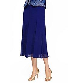 Alex Evenings® Chiffon Tea Length Skirt