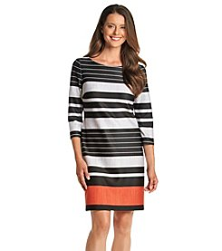 Nine West® Striped Dress