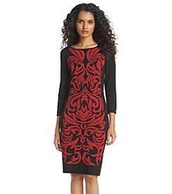 Nine West® Jacquard Dress
