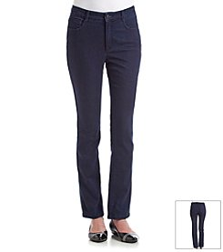 Laura Ashley® Straight Leg Jeans