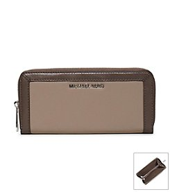 MICHAEL Michael Kors® Jet Set Frame Out Leather Continental Wallet