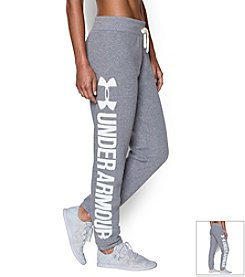 Under Armour® Boyfriend Fleece Pants