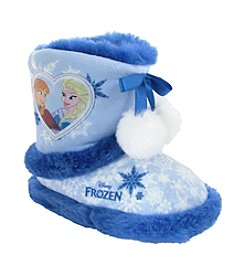 Disney® Frozen Girls' Boot Slippers