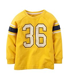 Carter's® Boys' 4-7 Long Sleeve Jersey Tee