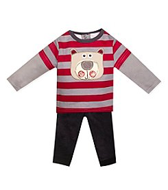 Baby Essentials® Baby Boys' Happy Bear Set