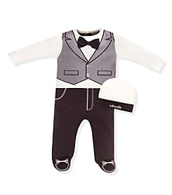 Wendy Bellissimo® Baby Boys' 3-9 Month Tuxedo Coverall