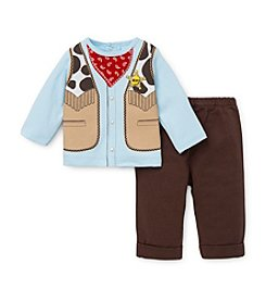 Little Me® Baby Boys' Sheriff Pants Set
