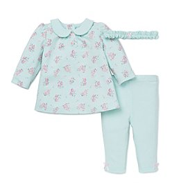Little Me® Baby Girls' Rosie Posie Tunic Set
