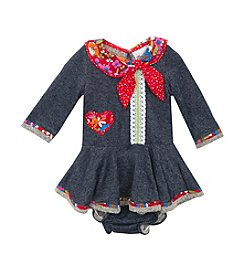 Rare Editions® Baby Girls' Heart Of The Flower Dress