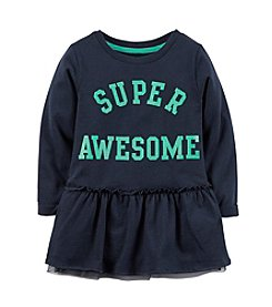 Carter's® Girls' 4-6X Super Awesome Tulle-Hem Tunic