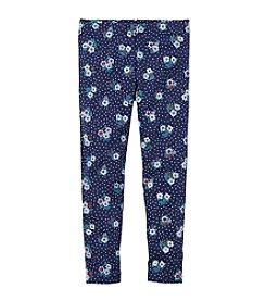 Carter's® Girls' 4-6X Floral Dot Leggings