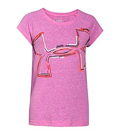 Under Armour® Girls' 7-16 Impulse Logo Crewneck Tee