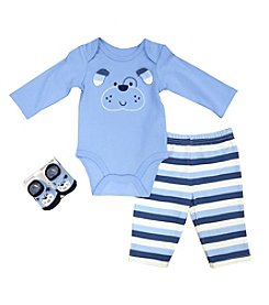 Vitamins Baby® Baby Boys' 3-Piece Happy Pup Set