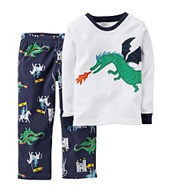 Carter's® Baby Boys' 2-Piece Chivalrous Knight Pjs