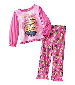 Despicable Me® Girls' 2-Piece Minions Just Wanna Have Fun Set