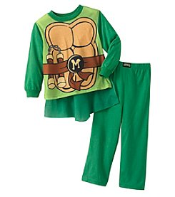Teenage Mutant Ninja Turtles® Boys' 2T-4T Michaelangelo Cape Set