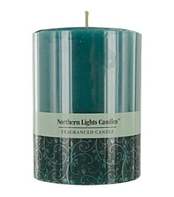 Ocean Breeze Pillar Candle