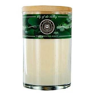 Terra Essential Scents® Lily of the Valley Soy Candle Tumbler