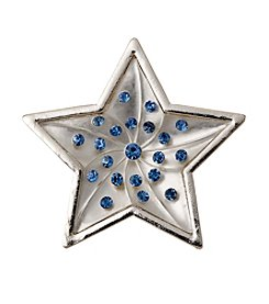 Studio Works® Silvertone Star Pin