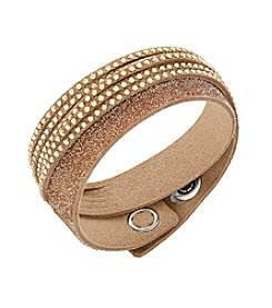 Swarovski® Slake Duo Bracelet