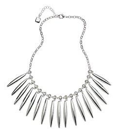 Lauren Ralph Lauren Modern Luxe Silvertone/Crystal 16