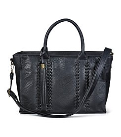 GAL Whipstitch Satchel