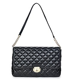 Calvin Klein Chelsea Lamb Shoulder Bag