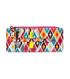 Relativity® Southwest Ikat Slim Organizer Wallet