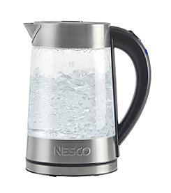 Nesco® Glass Water Kettle 1.8 Liter