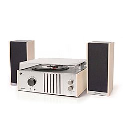 Crosley® Player Turntable Shelf System